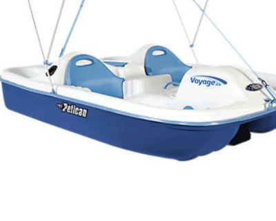 PEDAL BOAT WANTED