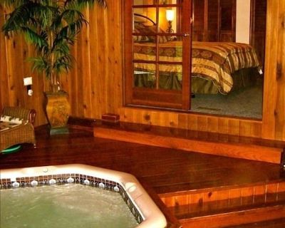 Indoor HOT TUB - Ocean View - 2.5 Blocks TO Beach - Fireplace - Pets Welcome - Tolovana Park