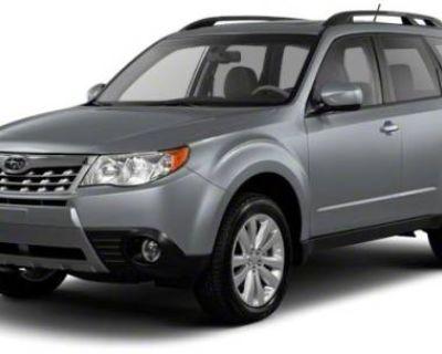 2013 Subaru Forester 2.5X Touring