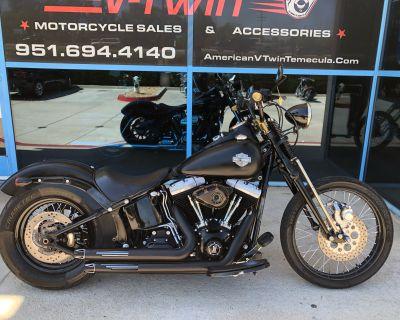 2013 Harley-Davidson Softail Slim Cruiser Temecula, CA
