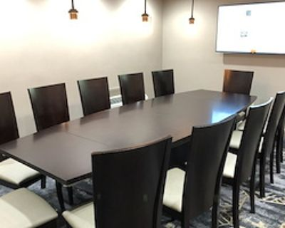 Private Meeting Room for 12 at Bethesda Marriott