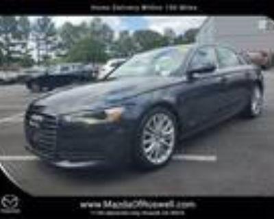 2014 Audi A6 2.0T Premium quattro