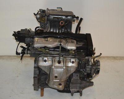 Jdm Honda Crv 99- 01 B20b Motor B20b Engine B18b1 B16a B20 B18c Civic Integra