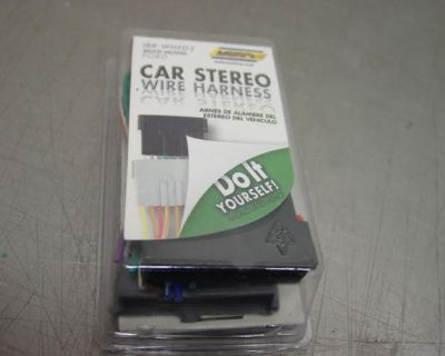 Metra Ford Lincoln Mercury Aftermarket Radio Stereo Wiring Plug Installation Kit
