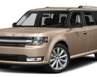2018 Ford Flex Limited EcoBoost