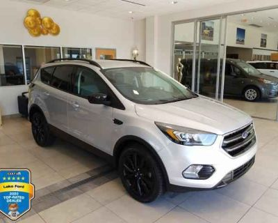 Used 2018 Ford Escape FWD