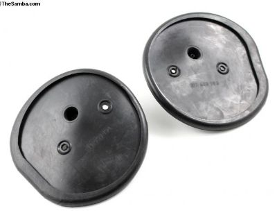 New Type 3 Bullet Turn Signal Seals - Pair