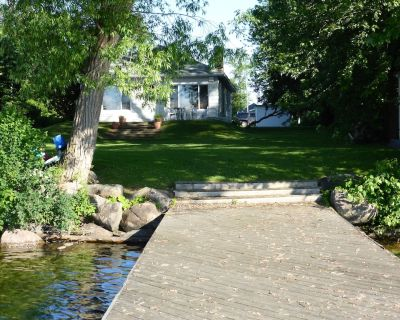 Lake Simcoe Waterfront Cottage-Private Dock, Renovated - Innisfil