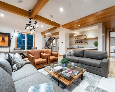Steps to Skiing and Main Street, Great Hot Tub and Fire Pit - Downtown Park City