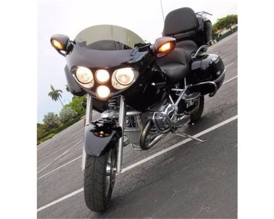 2004 BMW Motorcycle
