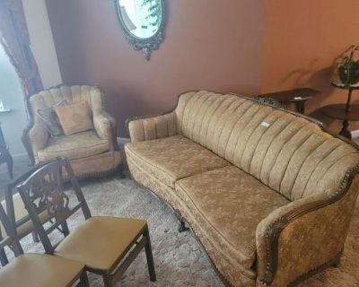Online Estate Auction in Coarsegold. Quality Furniture/Decor. Ends Sat 3p