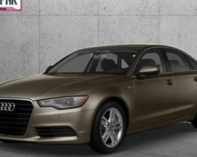 2014 Audi A6 Prestige