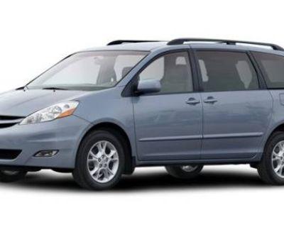 2008 Toyota Sienna XLE Limited