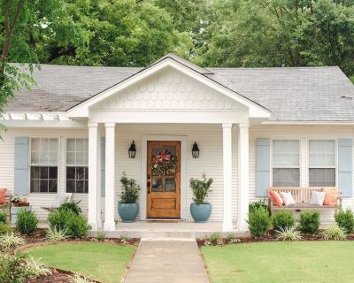 Beautiful cottage in historic downtown and near colleges - Conway