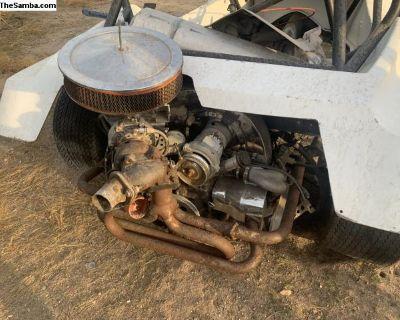 1957 Turbo Manx Buggy Sandrail