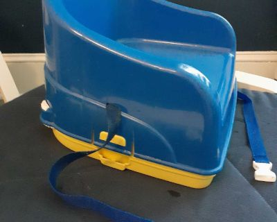 Safety 1st booster seat.