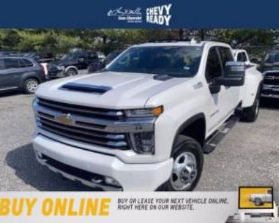 2020 Chevrolet Silverado 3500HD High Country Crew Cab Long Bed 4WD