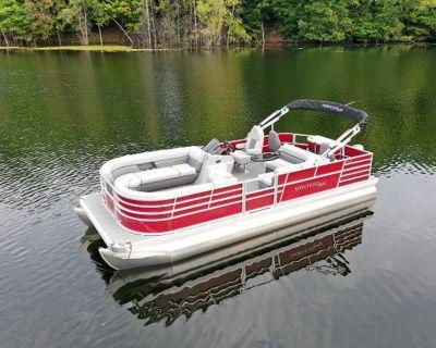 2021 Montego Bay FC8522 2PT DLX Fish and Cruise Pontoon