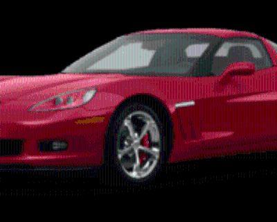 2012 Chevrolet Corvette Grand Sport 1LT