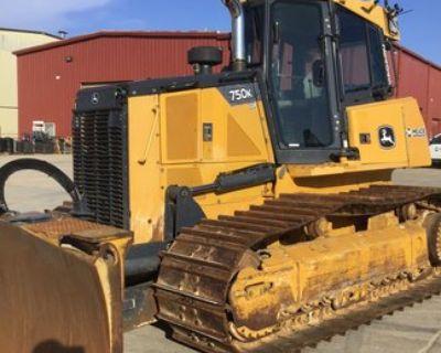 2014 JOHN DEERE 750K Dozers, Crawler Tractors