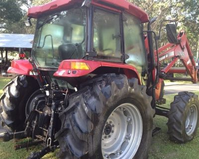 2005 Case IH Tractor