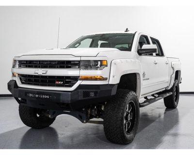 2016 Chevrolet 1/2-Ton Pickup