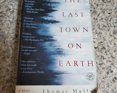 THOMAS MULLEN, THE LAST TOWN ON EARTH, EXCELLENT CONDITION, SMOKE FREE HOUSE