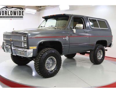 1982 Chevrolet Blazer