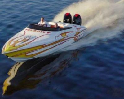 2021 Velocity Powerboats 290 SC
