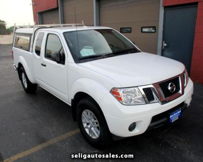 Used 2018 Nissan Frontier SV King Cab I4 5MT 2WD