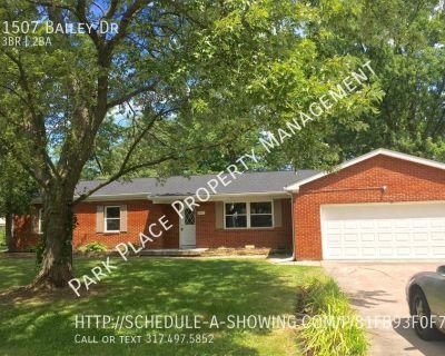 Single-family home Rental - 1507 Bailey Dr