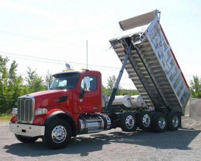 Dump truck funding for established businesses - All credit types