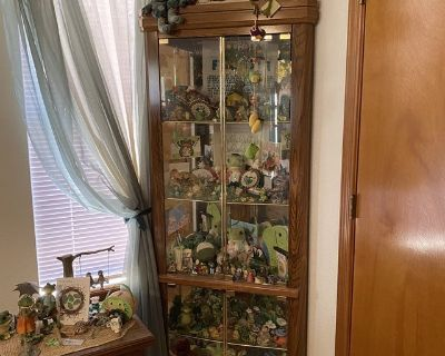My Moms Frog Collection And more frogs