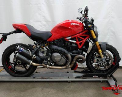 2018 Ducati Monster 1200 S Sport Eden Prairie, MN