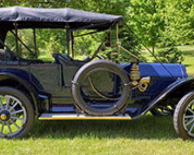 1912 EMF Demi Tonneau For Sale