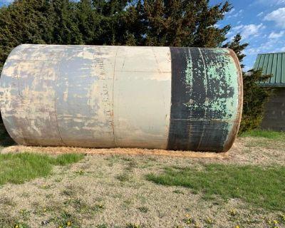 10,000 gallon diesel tank