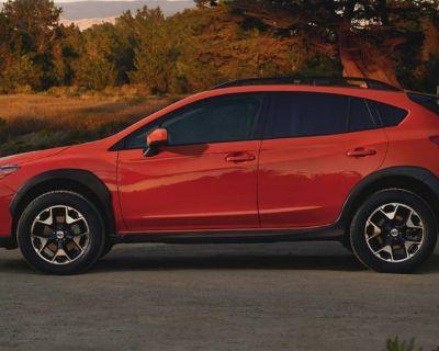 2020 Subaru Crosstrek 2.0i Limited