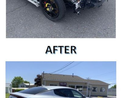 Auto Body & Collision Repairs