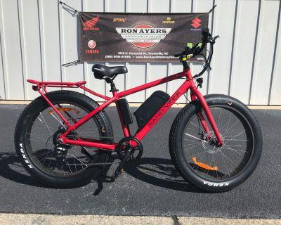 2021 SSR Motorsports Sand Viper 500W E-Bikes Recreation Greenville, NC
