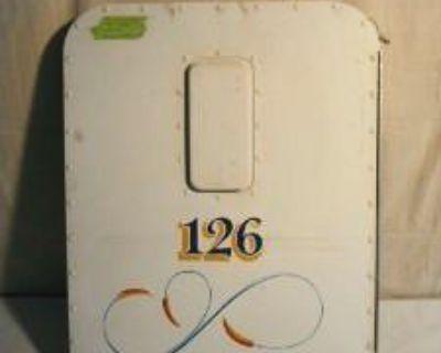 2005 Kenworth Sleeper Door (passenger Side)