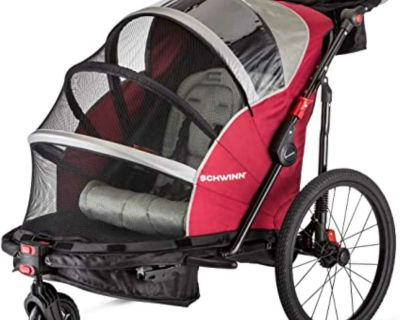 ISO: Bike trailer with 2 seats