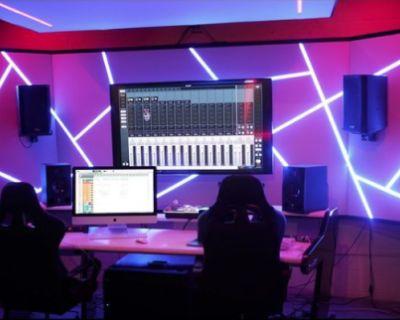 Los Angeles Recording Studio (No Engineer), Los Angeles, CA