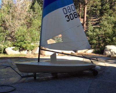 Hobie Holder 12'- Big Bear Lake
