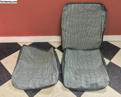 [WTB] NOS 1964 Blue Cord Seat Covers