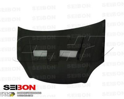 Seibon Carbon Fiber Xt-style Carbon Fiber Hood Kit Auto Body Honda Civic 02-05 U