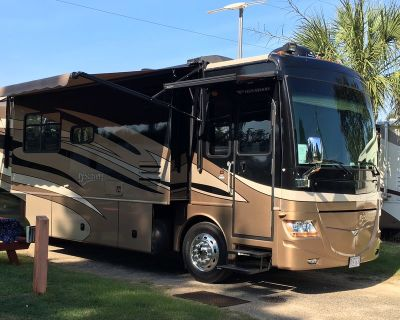 2008 Fleetwood Discovery 40X