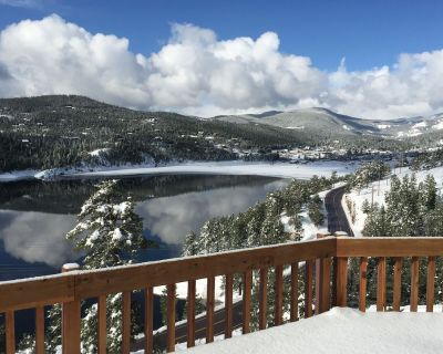 """The Ultimate """"WOW"""" Colorado Mountain & Lake Vacation! - Nederland"""