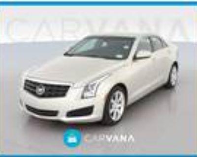 2013 Cadillac ATS Gold, 60K miles