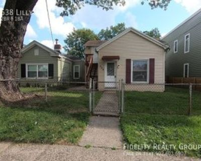 538 Lilly Ave #1, Louisville, KY 40217 2 Bedroom Apartment