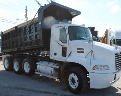 $6,860 Down / Tri Axle Dump Truck / 508k Miles